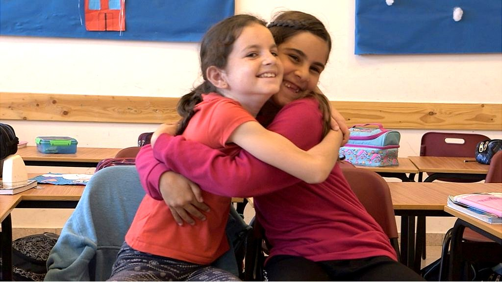 Crossing Divides: Israeli school for both Jews and Arabs