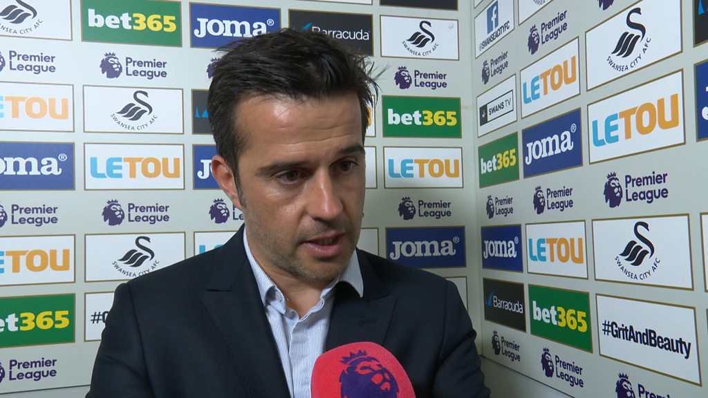 Swansea 1-2 Watford: Marco Silva hails Hornets' belief