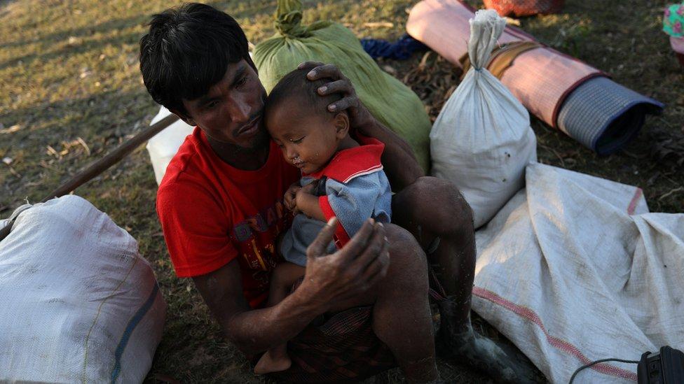 الأمم المتحدة تتهم ميانمار بسوء معاملة مسلمي الروهينجا إلى حد التطهير العرقي