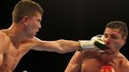 Campbell stops Coyle in 10th round