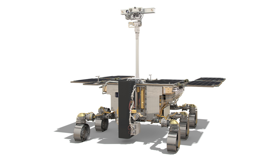 Wanted: Inspiring name for Europe's 2020 Mars rover