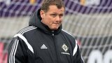 Northern Ireland U21 manager Jim Magilton