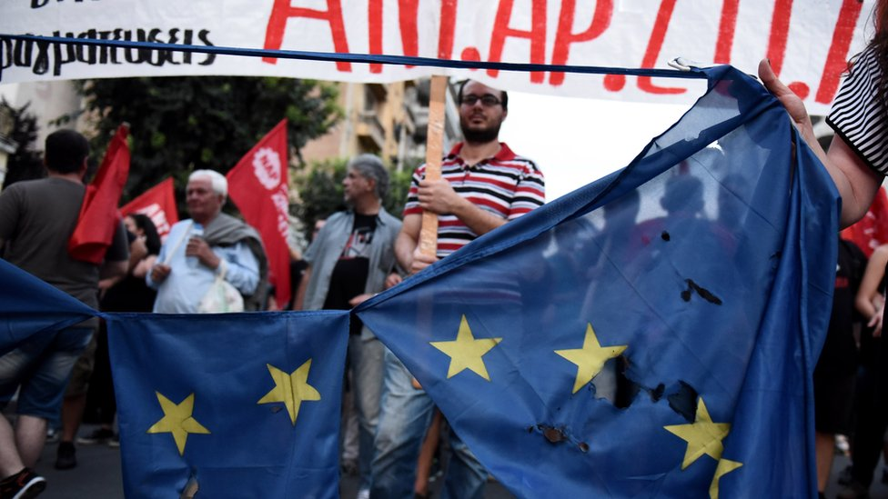 Eurozone chiefs rule out any further bailout talks with Greece until after the country's referendum on Sunday, despite a new approach from Athens.