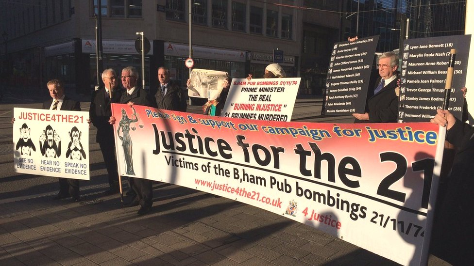 Birmingham pub bombing inquests: Suspects will not be named