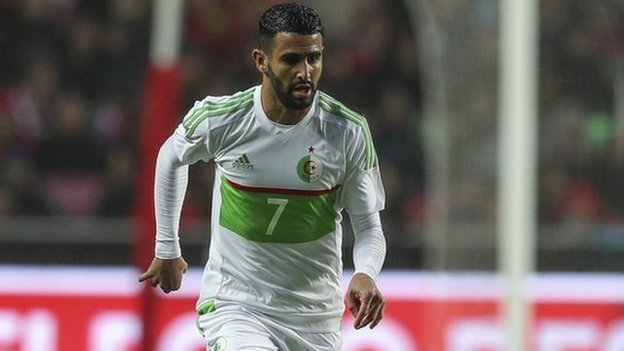 Afcon 2019: Mahrez brace helps Algeria qualify for Nations Cup