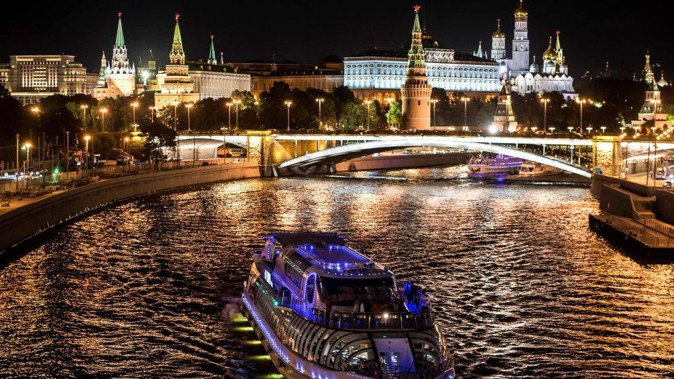 Panorama de Moscú