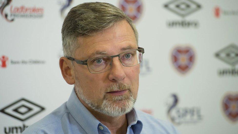 Hearts' Craig Levein defends Murrayfield 'neutrality' for Celtic semi-final