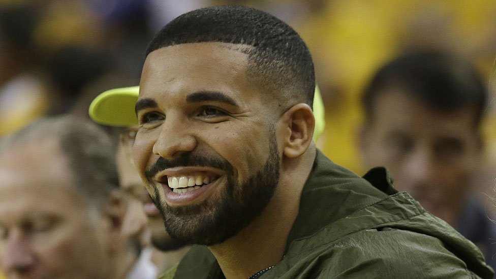 Drake breaks UK singles chart record