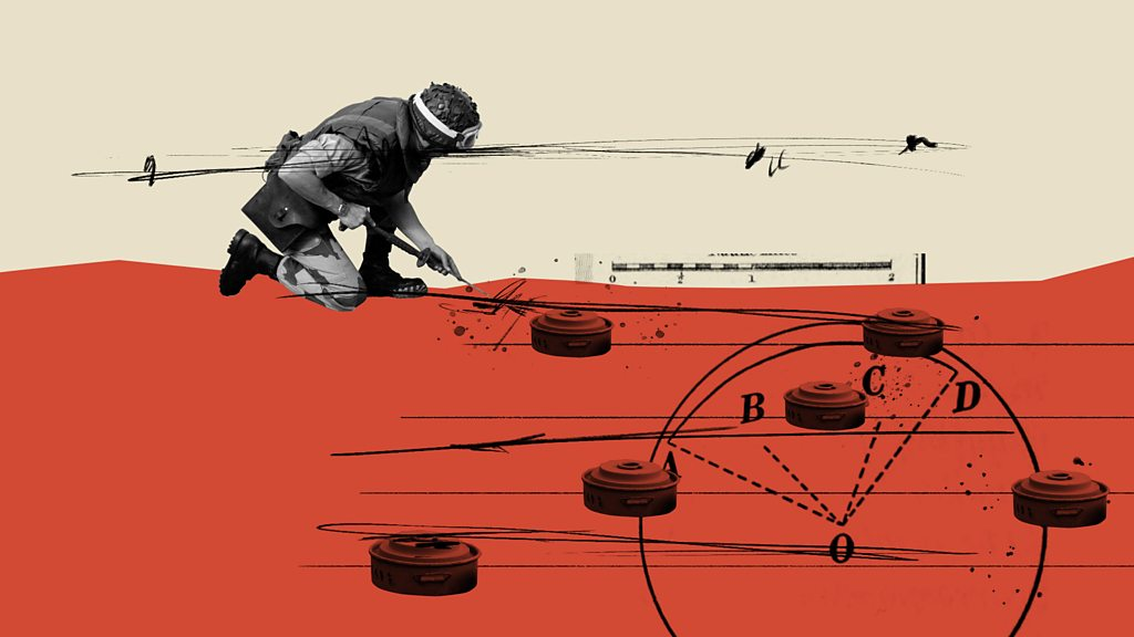 Land mines: Will they continue to kill thousands?