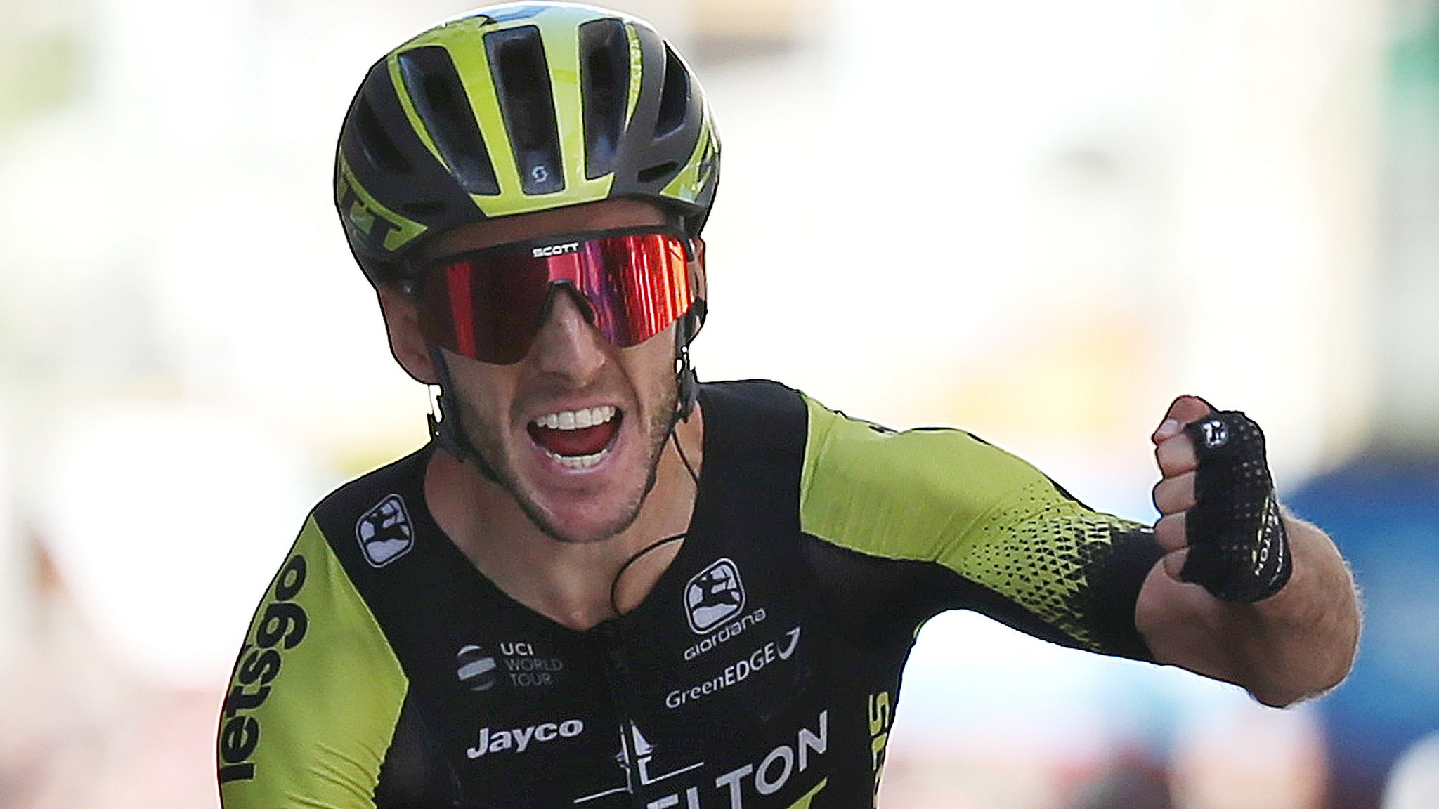 Tour of the Basque Country: Adam Yates takes final stage as Ion Izagirre wins event