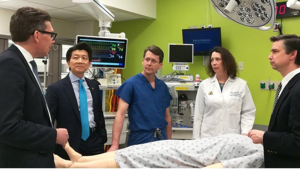 dr der udførte penistransplantation