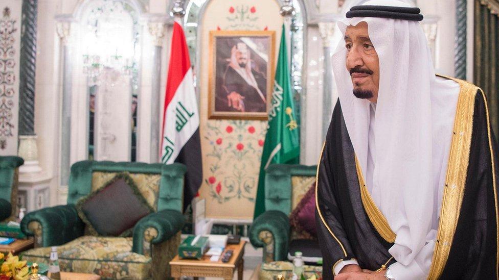 العاهل السعودي يصدر أمرا ملكيا بإنشاء جهاز أمني جديد
