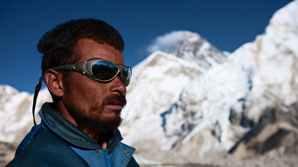 Lean-burn physiology gives Sherpas peak-performance