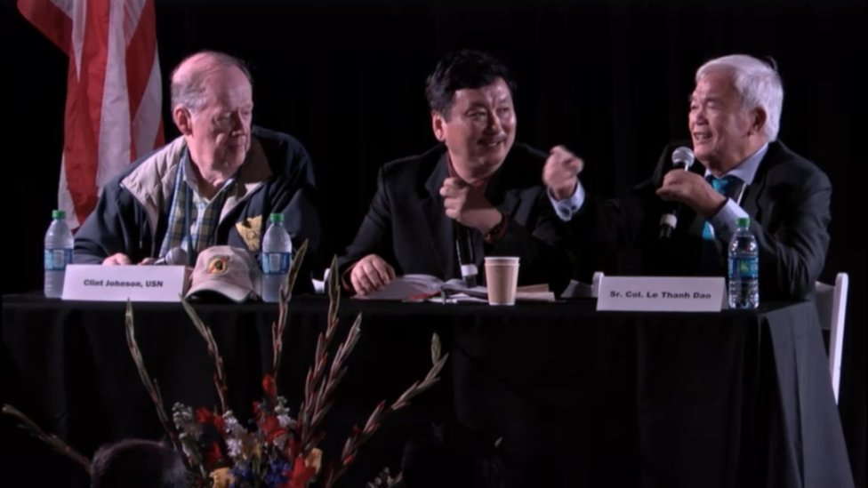 Phi công Việt-Mỹ: 'Kẻ thù xưa, anh em nay'