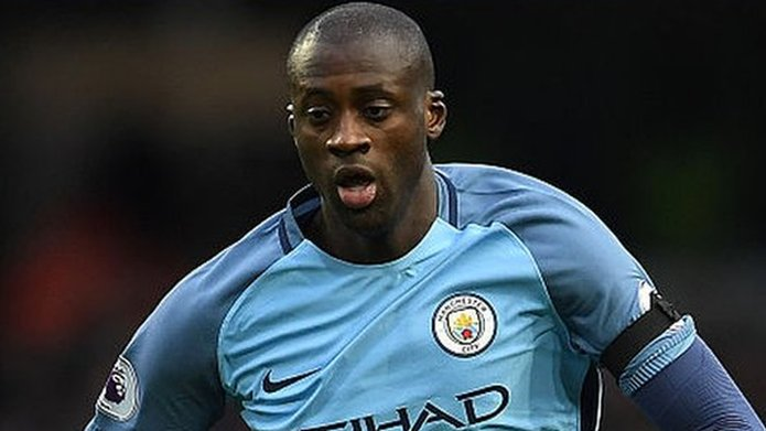 Man City's Toure rejects £430,000-a-week offer from China