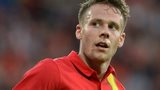 Chris Gunter Wales