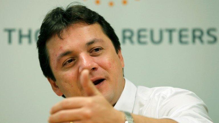 Brazil tycoon Wesley Batista held for 'insider trading'