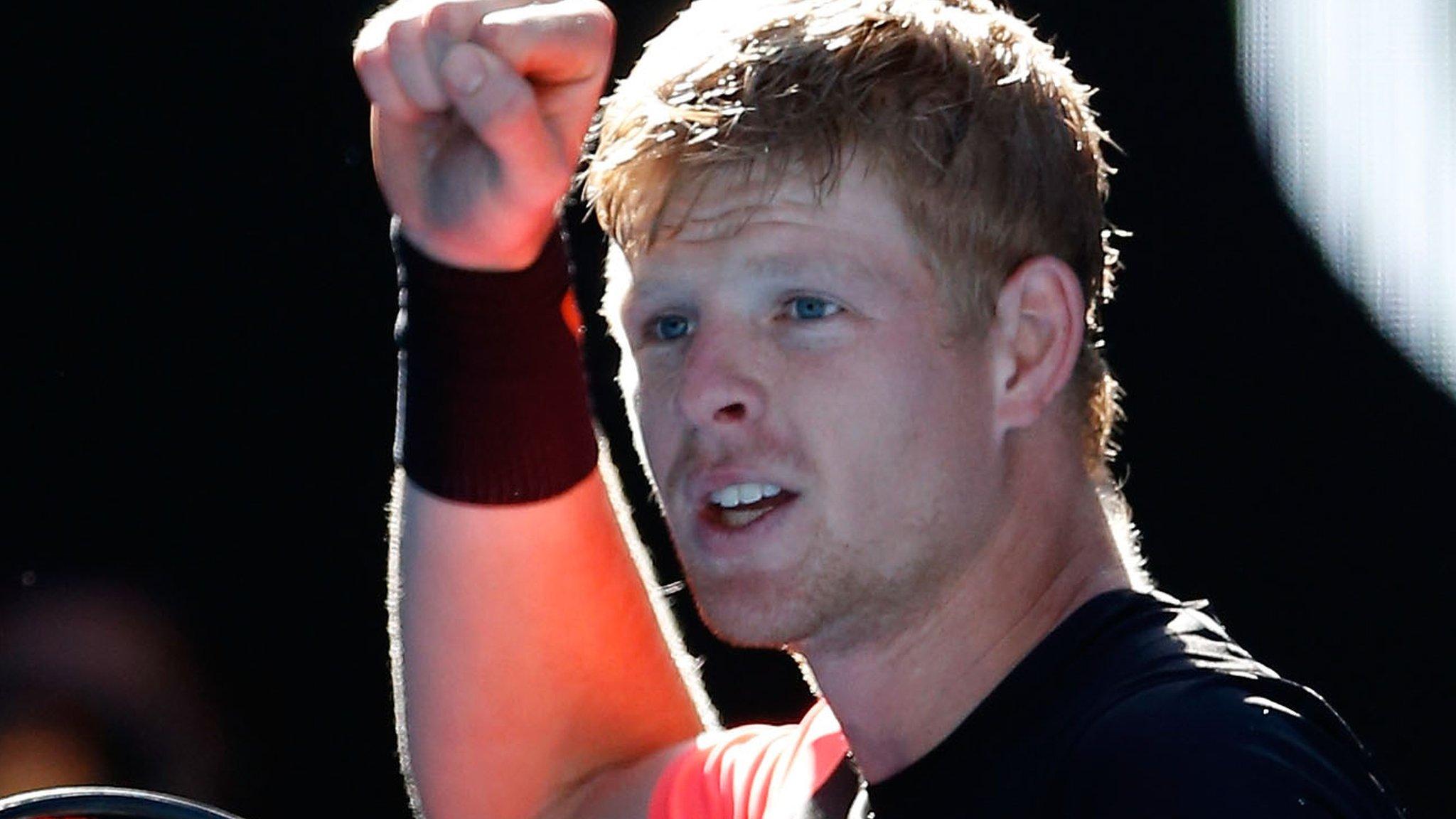 Edmund reaches Australian Open semi-finals