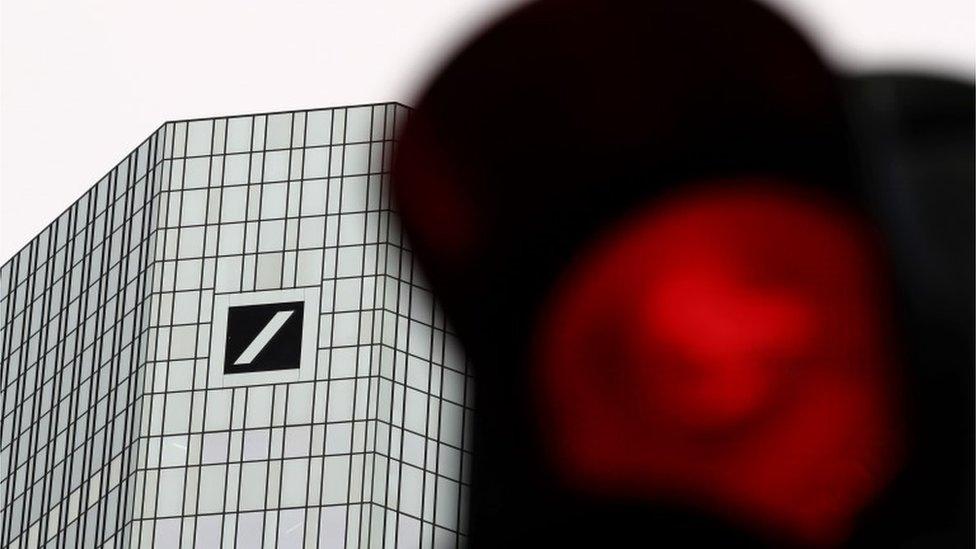 Deutsche Bank: What's the risk?