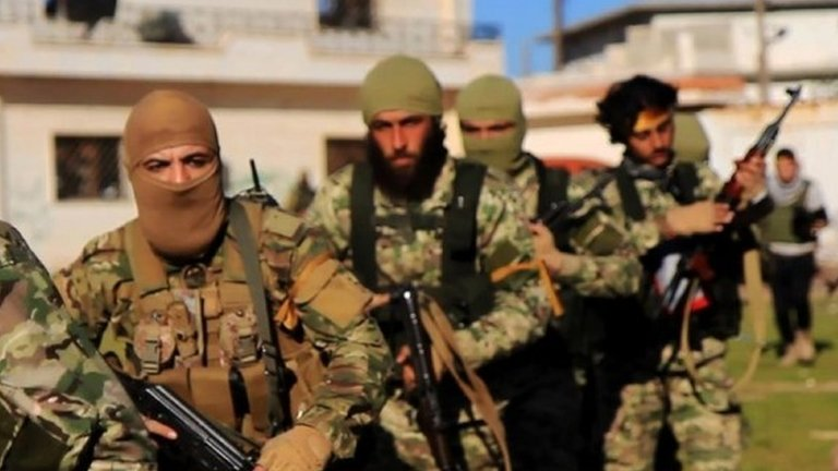 US protecting Syria jihadist group - Russia's Lavrov