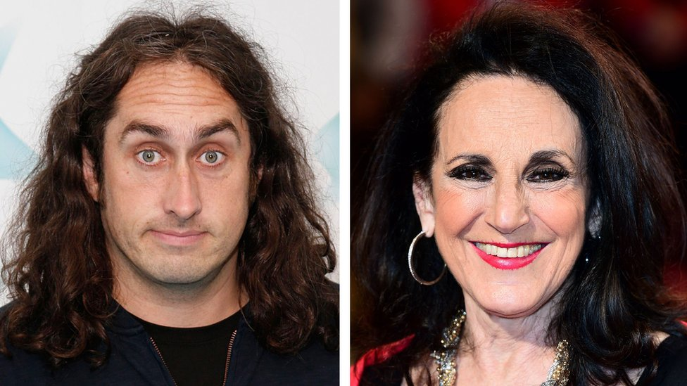 Ross Noble and Lesley Joseph cast in Young Frankenstein