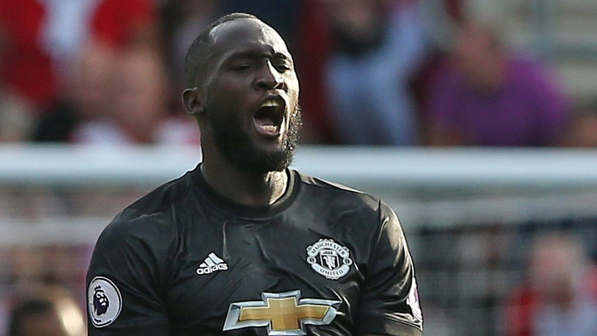 Romelu Lukaku: Man Utd ask for CCTV footage over controversial chant