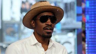 Andre 3000 takes passenger to visit Kanye