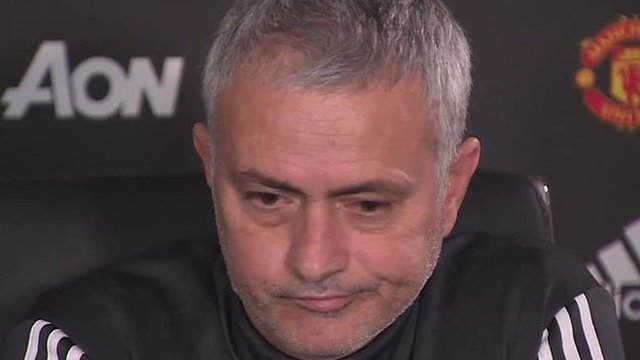 Marouane Fellaini contract talks out of my control - Jose Mourinho