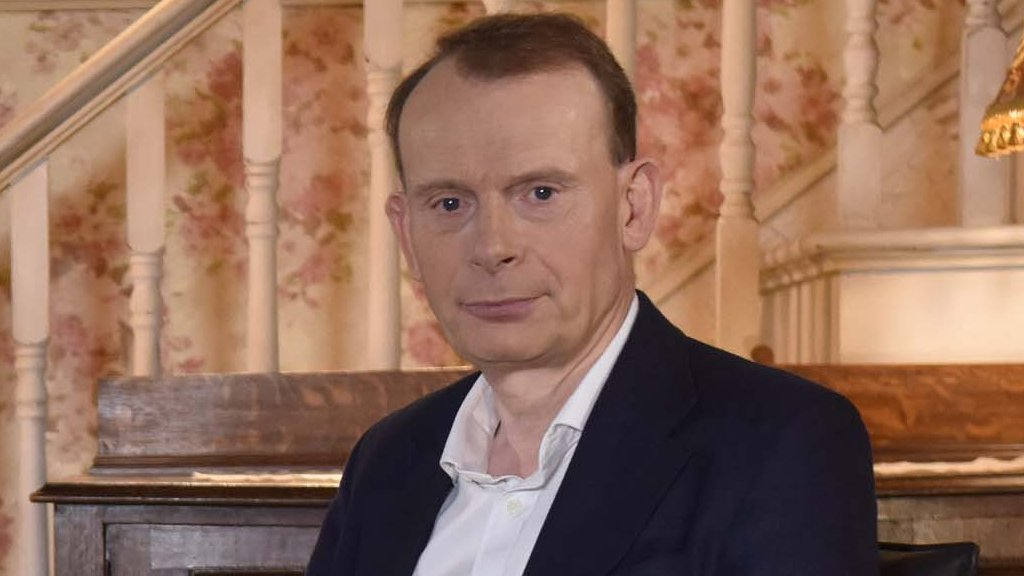 Andrew Marr receives new treatment following 2013 stroke