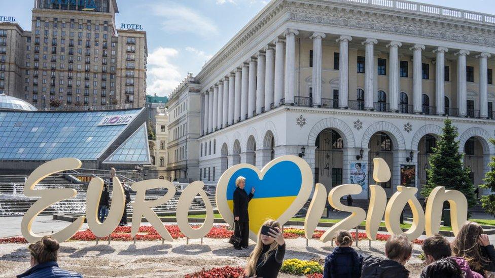 Оточення Януковича заробило на Євробаченні у Києві, – BBC