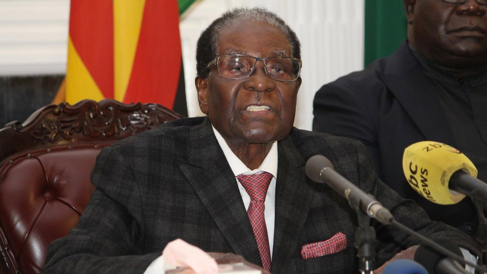 Zimbabwe latest: Mugabe faces impeachment by parliament