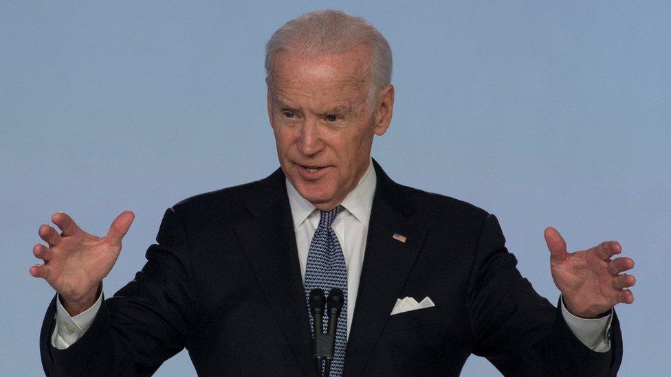 Joe Biden ofrece una charla en Orlando, Florida