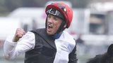 Frankie Dettori on Golden Horn
