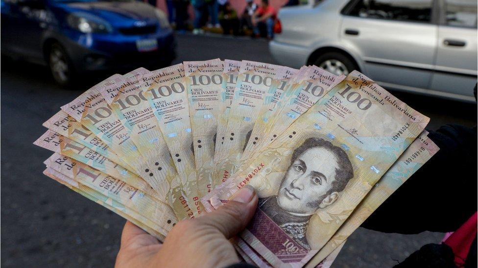 Venezuela es otro país con alta inflación en el que el bitcoin ha ganado popularidad.