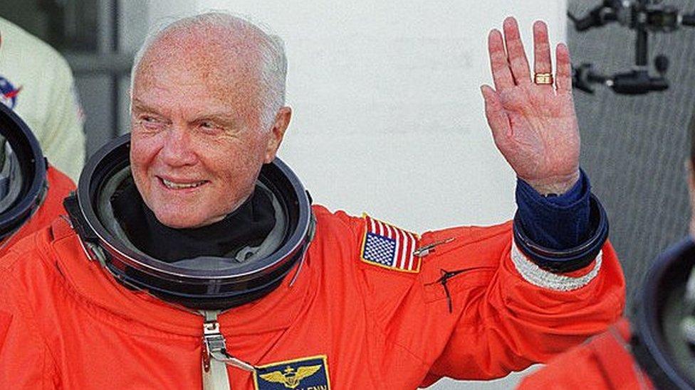 John Glenn dies: Trailblazing US astronaut was 95