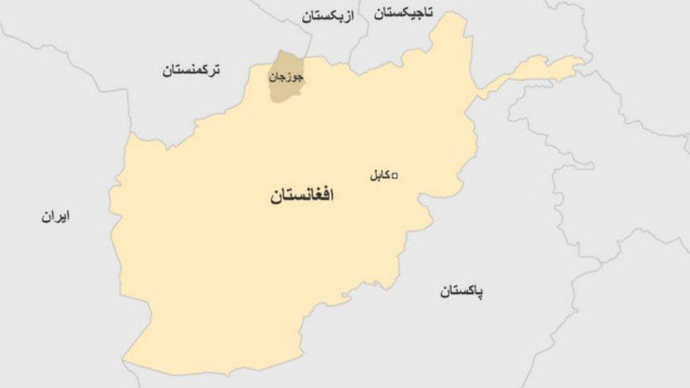 در حمله داعش در جوزجان '۱۵ غیر نظامی جان باختند'