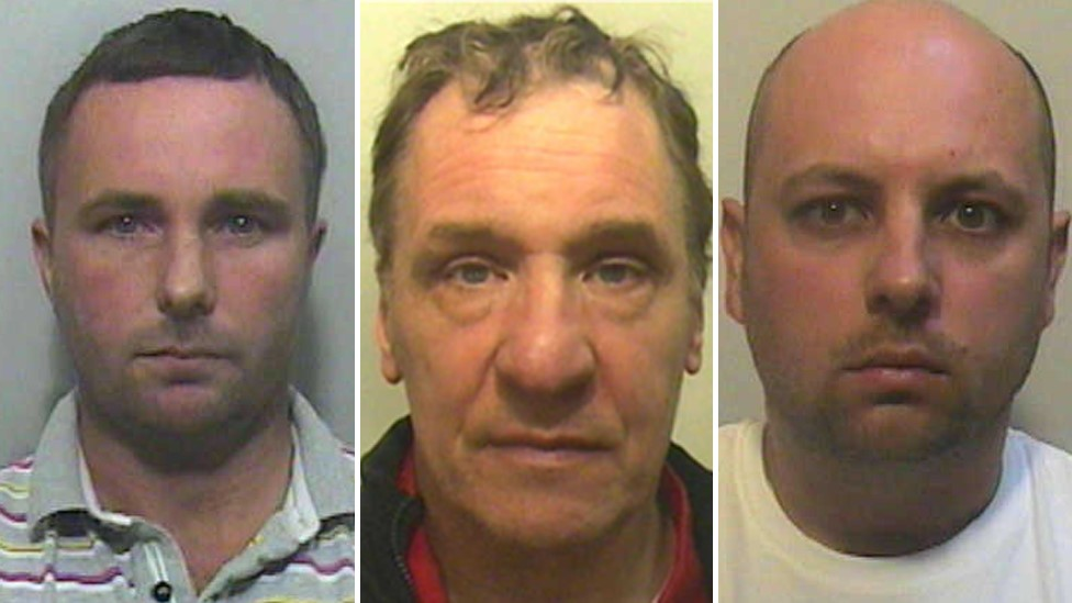 Men jailed over six-figure stolen vehicles scam