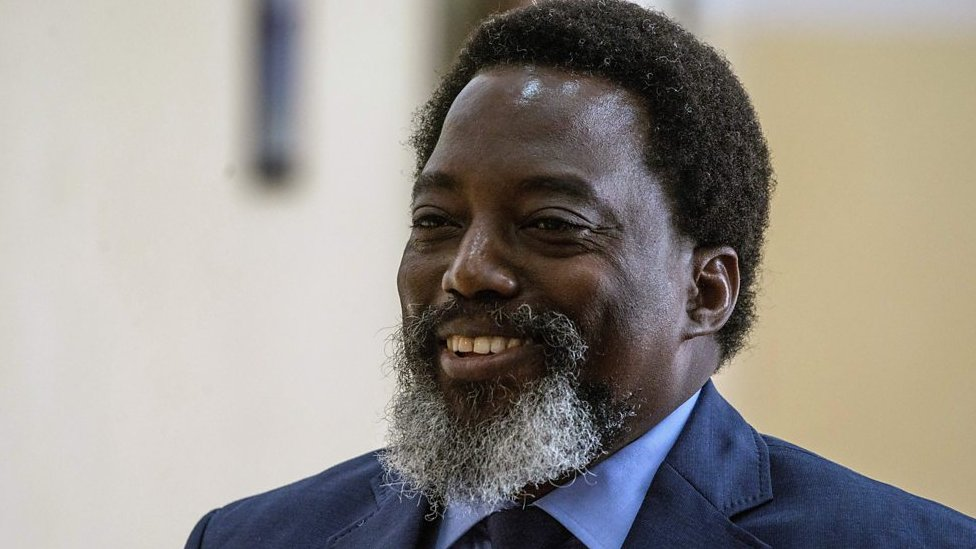 Joseph Kabila : ''je vais passer la main sans regret ni remords''