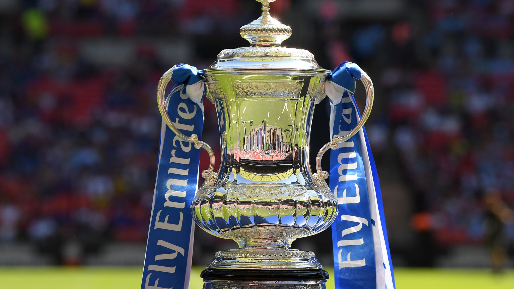 Draw made for FA Cup second round | BBC