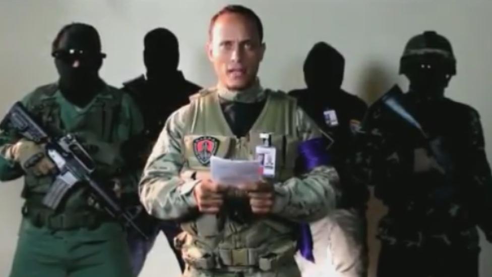 Venezuela crisis: Helicopter 'attacks' Supreme Court