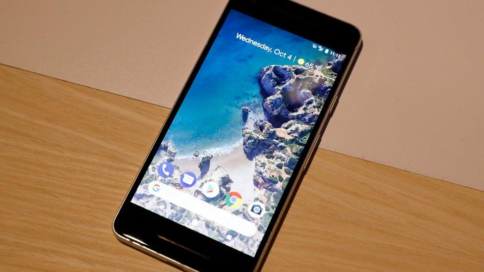 Se trata de la segunda generación de los Google Pixel.