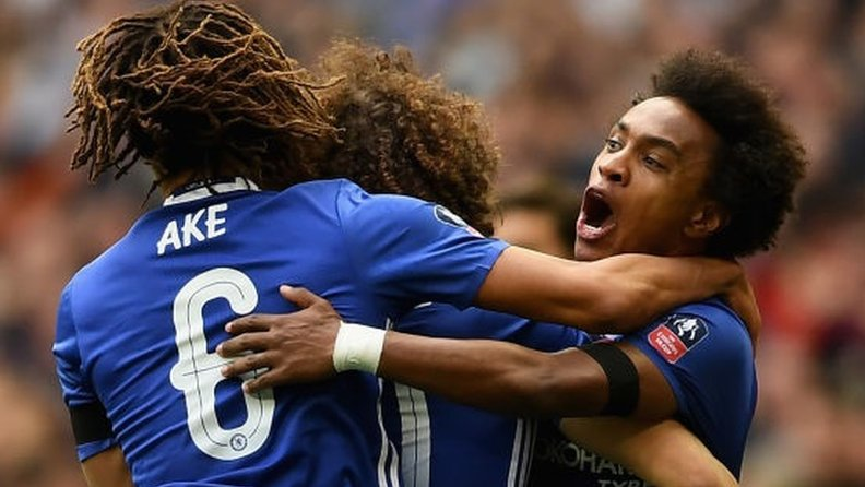 Chelsea beat Spurs to reach FA Cup final