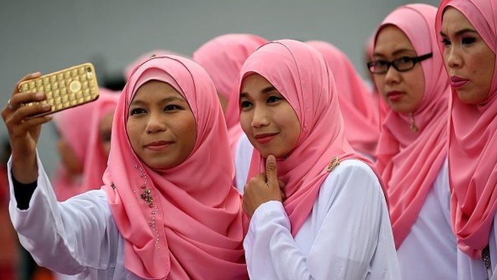 Online abuse of Malaysia's Muslim women