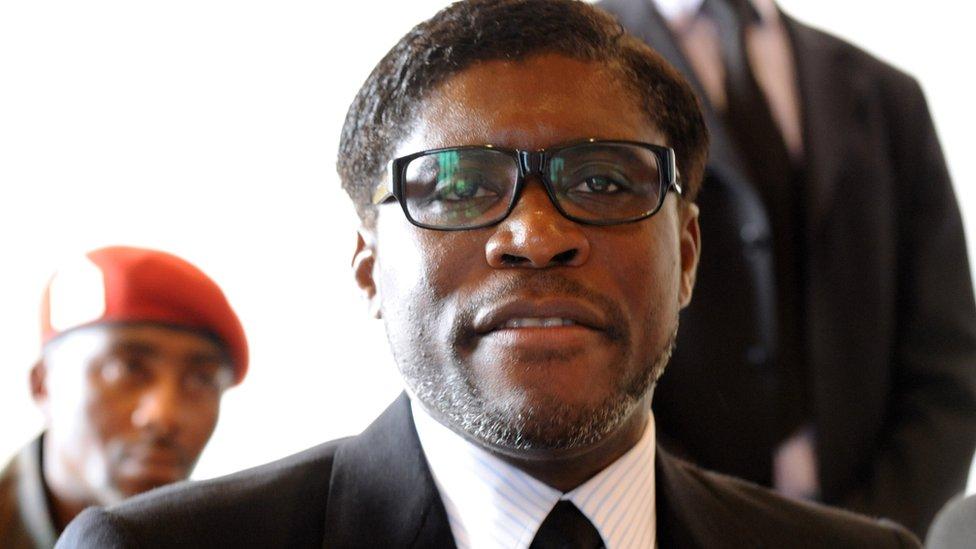 Teodorin Obiang: '$16m seized' from E Guinea leader's son