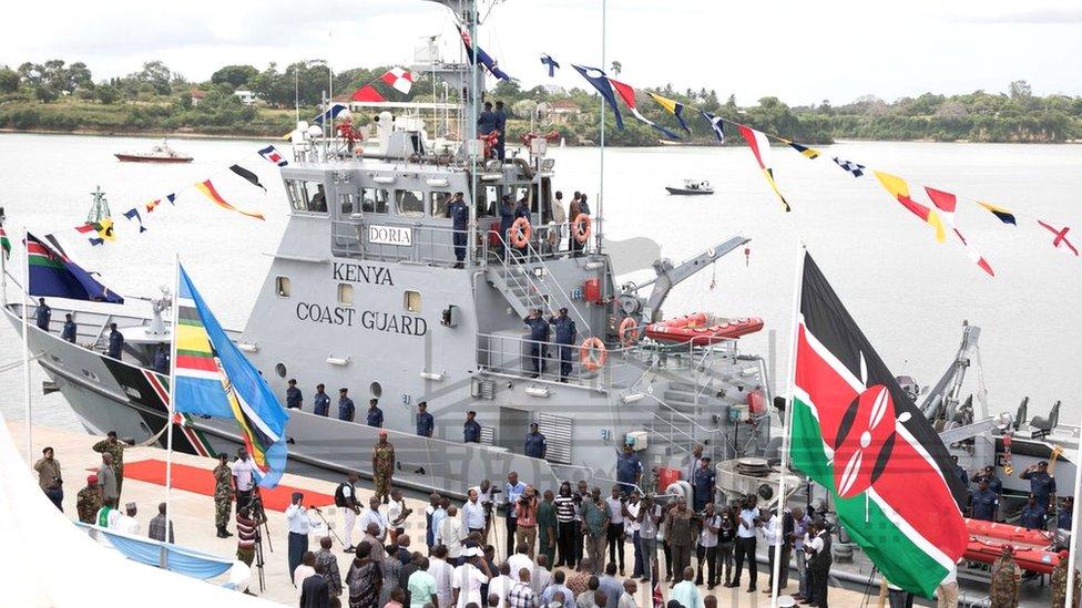 Kenya targets 'fish thieves' with new coastguard