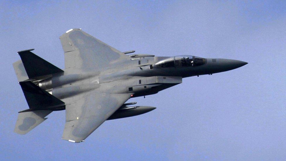 طائرة إف-15