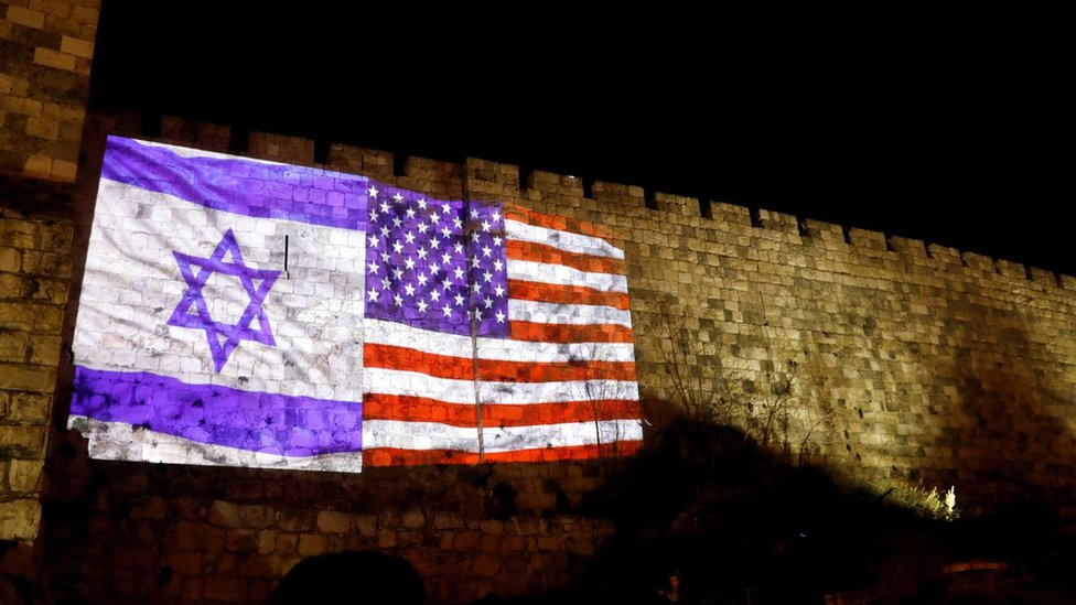 Israel, Amerika Serikat