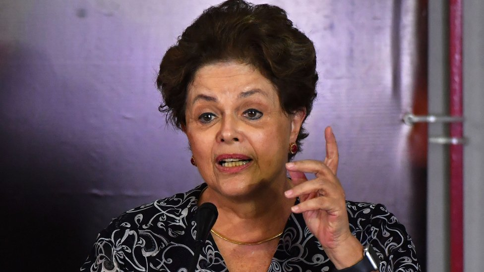 Fake profiles boosted Brazilian ex-president Dilma