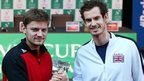 Davis Cup far from over - Murray
