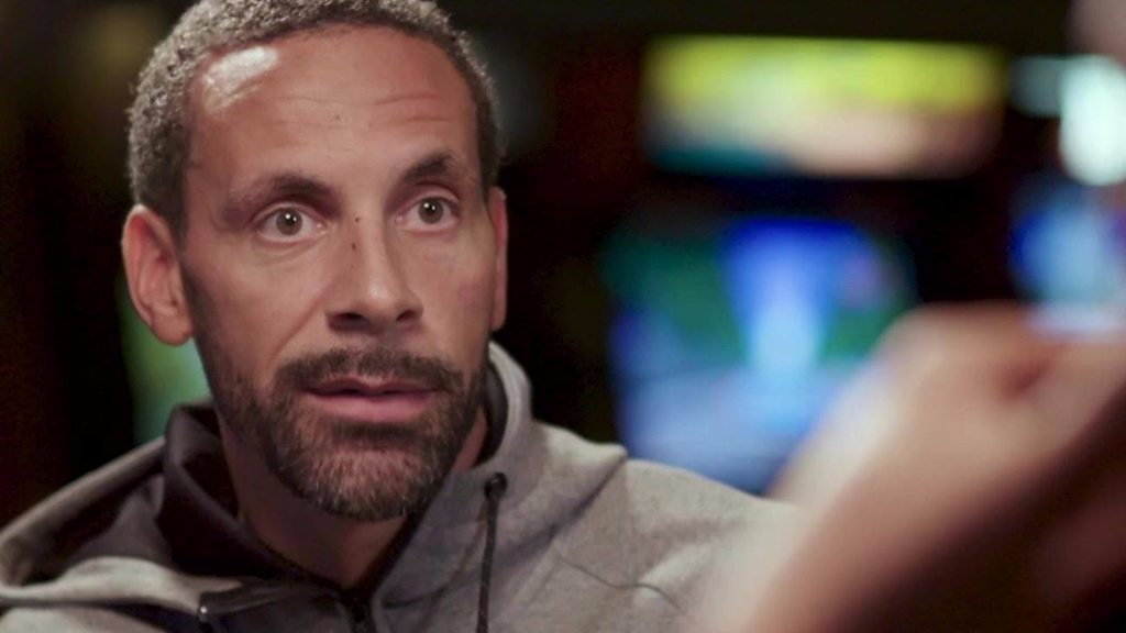 Rio Ferdinand explains the reasons behind his rift with Frank Lampard